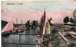 Riccione - Il Porto - Nave - Barque De Pêcheurs - Other Cities