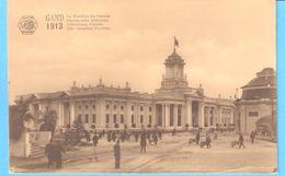Gent-Gand-Wereld Tentoonstelling-Exposition Universelle-1913-Pavillon Du Canada (Canadian)-Ostende-Travaux D'aménagement - Gent