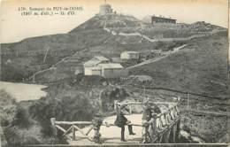 Sommet Du Puy De Dome , Montagne  (tramway Petit Train) , * LC 380 25 - France