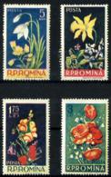 Rumanía Nº 1469/72 Charnela. Cat.22€ - 1948-.... Repúblicas