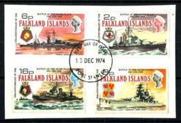 Falkland Nº 231/34 Usado. - Islas Malvinas