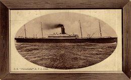 SS MINNEHAHA ATL LINE - Comercio