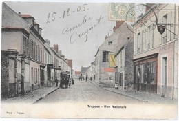 TRAPPES Rue Nationale - Commerces - Graineterie - Trappes