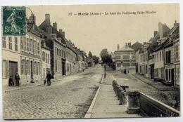 02*MARLE-Le Haut Du Faubourg St Nicolas - Francia