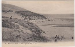 Woolacombe The Cliffs And Bay - Angleterre