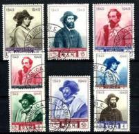 San Marino Nº 334/41 Usado. Cat.17,50€ - Used Stamps
