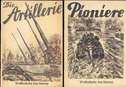 Waffenhefte Des Heeres - 1939-45