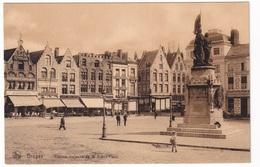 BRUGES - Vieilles Maisons De La Grand'Place - Brugge