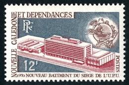 NOUV.-CALEDONIE 1970 - Yv. 367 *   Cote= 3,10 EUR - Nouveau Batiment UPU, à Berne  ..Réf.NCE25104 - Neukaledonien