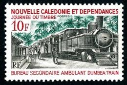 NOUV.-CALEDONIE 1971 - Yv. 372 **   Cote= 6,20 EUR - Journée Du Tp : Bureau Ambulant  ..Réf.NCE25111 - Neukaledonien