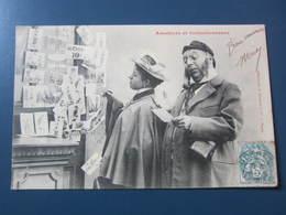 Carte Postale Amateurs Et Collectionneurs - Ambulanti