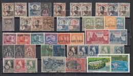 Indochina Mix Catalog Value 64 Euro - Indochina (1889-1945)