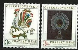 1974 Czechoslovakia MNH - Mi 2201-2202 ** MNH - Ungebraucht