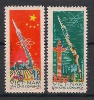 North Vietnam - 1967 - N°Yv. 549 à 550 - Fusées Chinoises - Neuf Luxe ** / MNH / Postfrisch - Vietnam