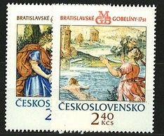 1974 Czechoslovakia MNH - Mi 2214-2215 ** MNH - Ungebraucht