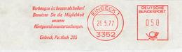 Wilhelm Conrad Röntgen-Strahlen Diagnostik - 3352 Einbeck Vorbeugen Heilen Röntgen-Reihen-Untersuchung - Medizin