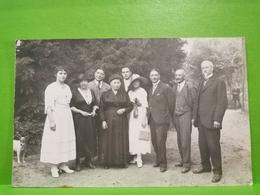 Carte Photo, Mondorf-les-bains 1919. Signé - Cartes Postales
