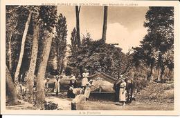 Lozère Marvejols Bouldoire La Fontaine - Marvejols