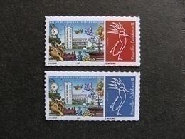 Nouvelle-Calédonie: TB Paire N° 1336 Et N° 1337 , Neufs XX . - Neufs