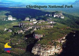 1 AK Kolumbien * Der Nationalpark Chiribiquete - Seit 2018 UNESCO Weltnatur- Und Weltkulturerbe * - Colombie