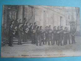 """24 - PERIGUEUX - L'Estudiantina """"La Cigale"""" - Périgueux"""