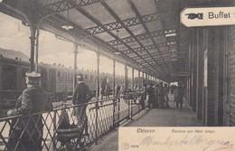 Svizzera - Suisse- Schweiz - Tessin - Chiasso - Stazione Con Treno Lampo - Molto Bella Animata - TI Ticino