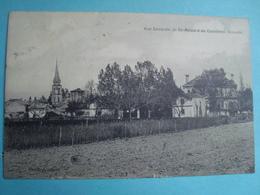 33 - SAINT MEDARD DE GUIZIERES - Vue Générale - 1912 - France