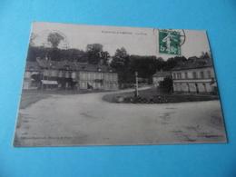 CPA    -    BLAINVILLE CREVON  -  La Place - Francia
