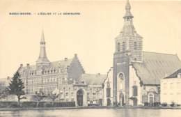 Basse-Wavre - L'Eglise Et Le Séminaire - Wavre