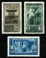 Rumanía Nº 468/70 Charnela. Cat.10,20€ - 1948-.... Repúblicas