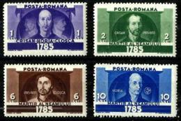 Rumanía Nº 477/80 Charnela. Cat.11,50€ - 1948-.... Repúblicas