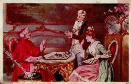 Schach 1910 I-II#### - Schach