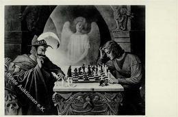 Schach Der Kampf Satans Um Die Menschenseele I-II - Schach