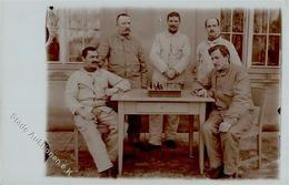 Schach Foto AK 1911 I-II - Schach