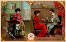 Schach Nähmaschine Excella XX. I-II (keine Ak-Einteilung) - Schach