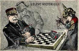 Schach Politisch II Mittekbug) - Schach
