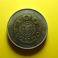 Portugal 100 Escudos 1999 Unicef Without Error ''Portuguesa'' - Portugal