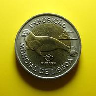 Portugal 100 Escudos 1997 Expo'98 - Portogallo