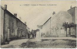 94  Cercay Commune De Villecresnes  La Grande Cour - France