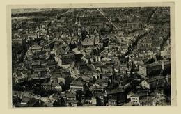 Allemagne Zwickau Saxe Vue Aérienne 1940 Fin - Non Classés