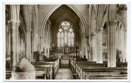 RUTLAND : OAKHAM - ALL SAINTS PARISH CHURCH / ADDRESS - NORTH HYKEHAM, MALLEABLE FOUNDRY - Rutland