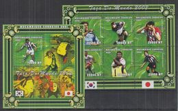 A724. Mozambique - MNH - Sport - Football - 4 - Francobolli