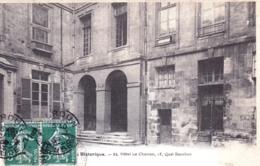 75 - PARIS 04 - Hotel Le Charron - 15 Quai Bourbon - Arrondissement: 04