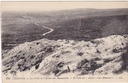 Aisne : CRAONNE : La Vallée De L'ailette Vers Bouconville - Craonne