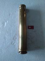 Douille Obus - Allemande - 3,7cms FLAK 18 -INERTE - Ww2. - Armes Neutralisées