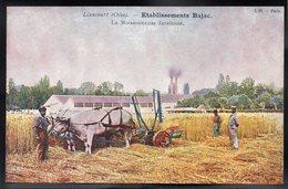 LIANCOURT 60 - Etablissements Bajac - La Moissonneuse Javeleuse - #B675 - Liancourt
