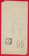 REGNO FRANCHIGIA - 1910 Lettera ROMA TOSCANELLA - Documento Nuova Classificazione Scolastica - Prefettura - 1900-44 Victor Emmanuel III