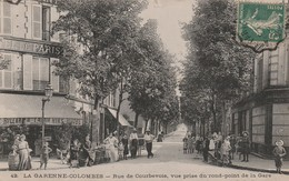 CPA - LA GARENNE COLOMBES  (92) - Rue De Courbevoie - La Garenne Colombes