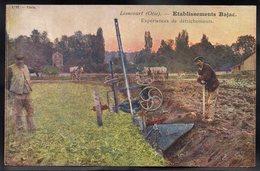 LIANCOURT 60 - Etablissements Bajac - Expériences De Défrichements - #B681 - Liancourt