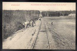 LIANCOURT 60 - Raccordement De L'usine Bajac Au Chemin De Fer Du Nord - #B682 - Liancourt